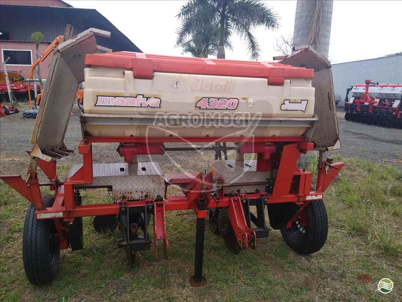 PLANTADEIRA JUMIL JM 4320 MANDIOCA Agro Mogi Peças e Equipamentos Agrícolas MOGI-MIRIM SÃO PAULO SP